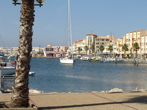 Panoramio - Photo of port leucate (France)