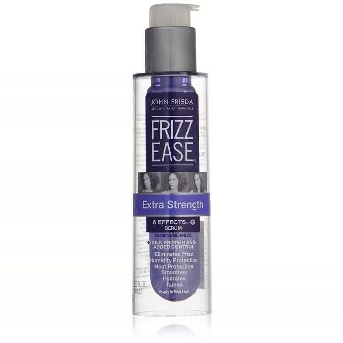 The Ten Best Hair Serums// #6 John Frieda Frizz Ease Extra Strength Hair Serum