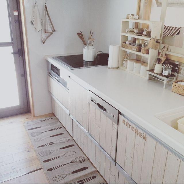 IKEA、無印、ニトリ3ブランドのおすすめキッチングッズ | RoomClip mag ... 質感や色味が魅力的なホワイトケトル