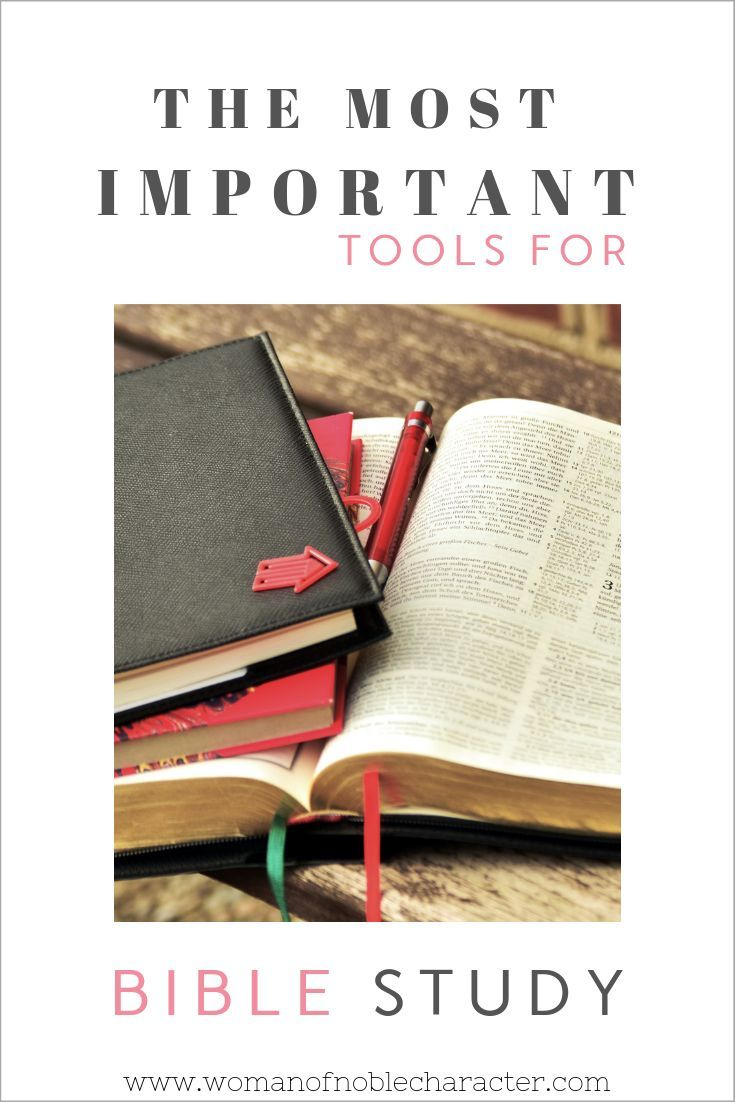 The Ultimate List Of Best Bible Study Tools Bible Study Tools