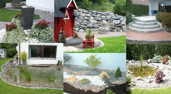 17 Gartengestaltung In Der Nahe Gartengestaltung Garten Einfache Gartengestaltung
