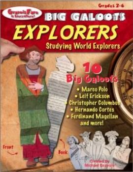 best canadian shoe brands EXPLORERS  Studying Ten World Explorers  Big Galoots FoldablesStudents will love studying the exciting tales of TEN famous world explorers and responding to what they learn by creating a Big Galoot for each of these bold adventurers  These ready to go templates make it easy to include hands on learning in your classroom