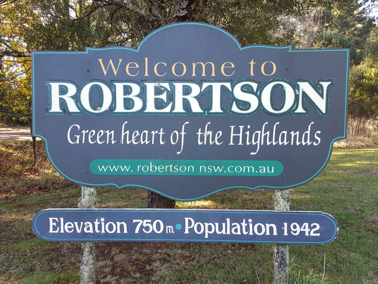 Robertson - the green heart of the Highlands