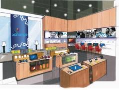 XL Telecom Concept Store Development