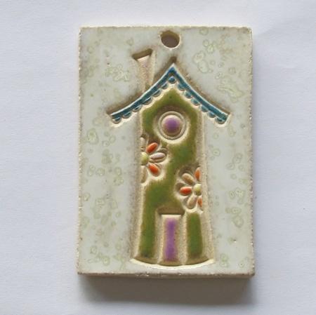 Keramikkbilde! fra Kreeriet.