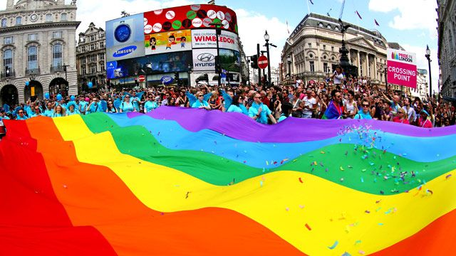 Pride in London 2017 - visitlondon.com