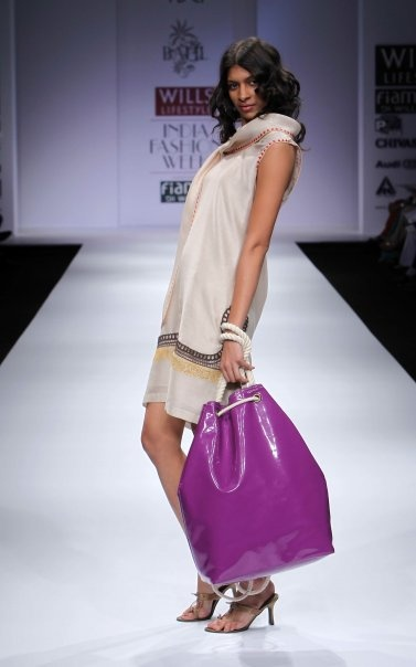 """""""Wills Lifestyle India Fashion Week SS 2010"""" Day 3 by Vineet Bahl #Fashion #WillsLifestyle"""