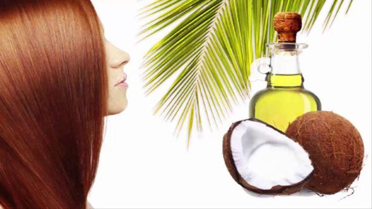 Castor Oil and Coconut Oil for Hair Growth