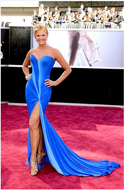 1000+ images about Celebrity Women in Mark Zunino Couture ...