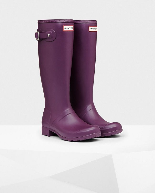 hunter wellingtons tour boot