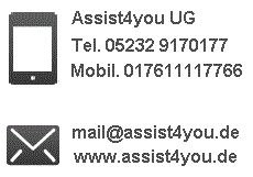 http://www.assist4you.de seo service - seo -  firmen homepage