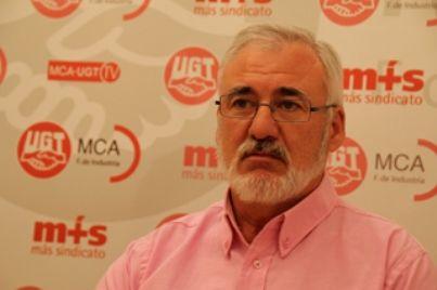 Hoy es el Día Internacional de la Salud y la Seguridad.  Jesús Ordóñez: No podemos consentir que las empresas estén camuflando accidentes laborales. http://goo.gl/ppqR3X
