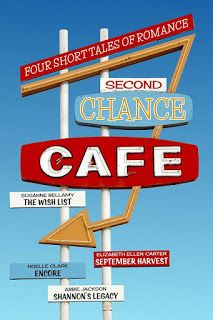Second Chance Cafe  -  meet Elizabeth Ellen Carter...