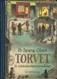 Bries Blog-O-Rama: 50 år med DR's julekalendere: Torvet (1981)