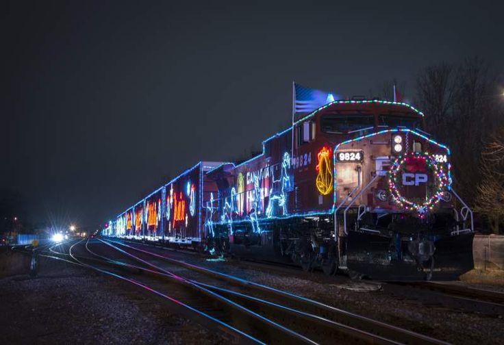 Canadian Pacific Holiday Train 2015 - Saskatchewan - Regina - MooseJaw - Maple Creek - Saskatoon