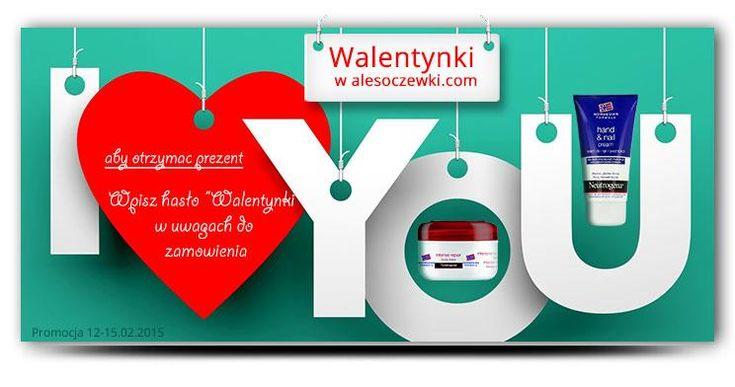 #promocja   WALENTYNKI w http://alesoczewki.com!  Bo kochamy naszych klientów:)  Prezent na hasło:walentynki.