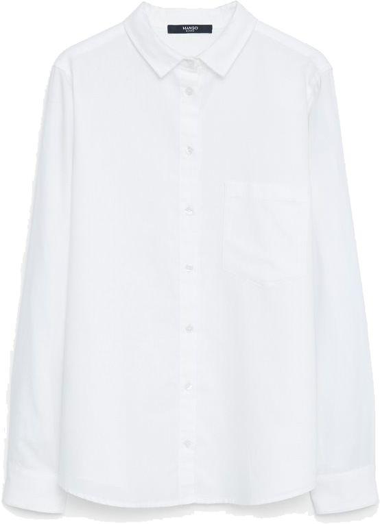 Mango Oxford shirt
