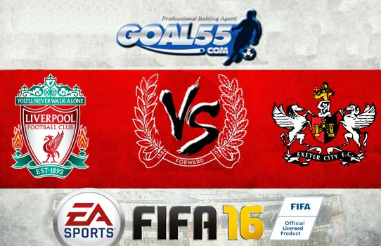 Prediksi Skor Liverpool Vs Exeter City 21 Januari 2016, Prediksi Bola Liverpool Vs Exeter City, Bursa Taruhan Liverpool Vs Exeter City, Prediksi Liverpool Vs Exeter City, Prediksi Skor Liverpool Vs Exeter City, Prediksi Skor Bola Liverpool Vs Exeter City, Prediksi Taruhan Liverpool Vs Exeter City, Hasil Skor Liverpool Vs Exeter City, Liverpool Vs Exeter City