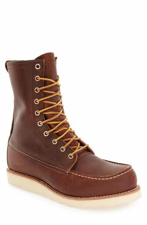 Red Wing Moc Toe Boot (Men)