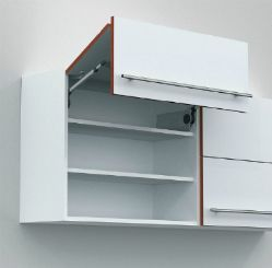 Blum Hf Avenotos Flip Up Door Study Sewing Room Pinterest Cabinet Price Kitchen Tops