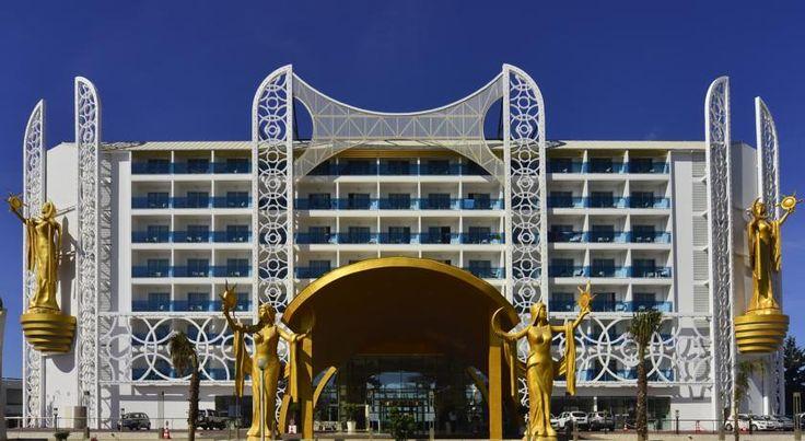 Azura Deluxe A Hotel In Antalya Turkey Games Skyrim Elderscrolls Be3 Gaming Videogames Concours Ngc Hotel Place Antalya Best Hotels