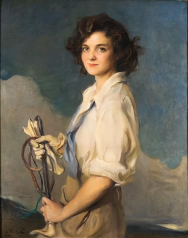 de Laszlo - Montgomery, Miss Charlotte Ives