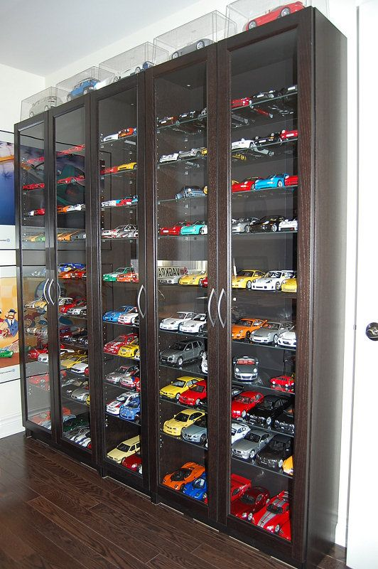 http://www.bing.com/images/search?q=diecast car display cabinets | Mancave Art | Pinterest ...
