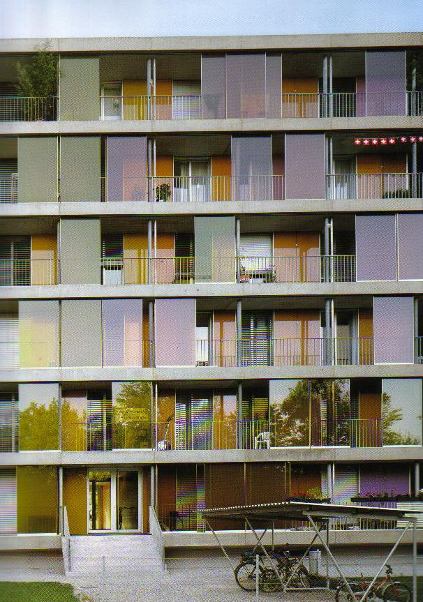 Brunnenhof Housing Complex In 2021 Complex Architect Architecture