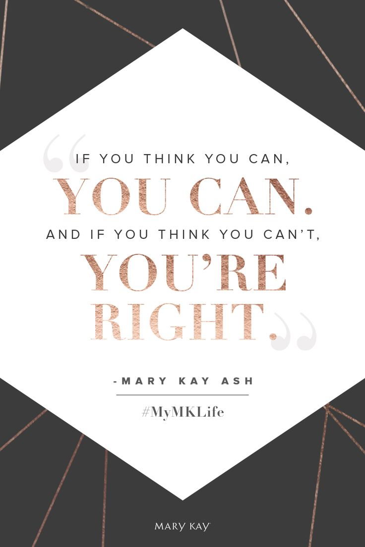 You Can Define Yours With Mary Kay! Click