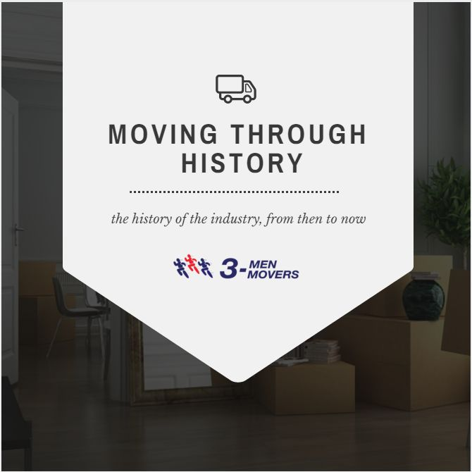 What did moving look like before the moving truck? What motivates mankind to move? Our Move Concierge Sarah takes a brief look at the history of moving, and how it has grown into a multimillion dollar industry. #moving #movinghistory