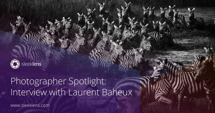 Photographer Spotlight: Interview with Laurent Baheux