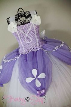 princess sofia dress ideas - Google Search                                                                                                                                                                                 More