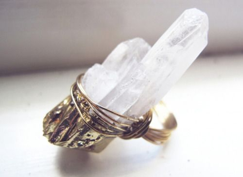 //: Crystals Jewelry, Crystals Rings, Style, Natural Beautiful, Jewelry Design, Gems Stones, Adorn, Accessories, Rocks