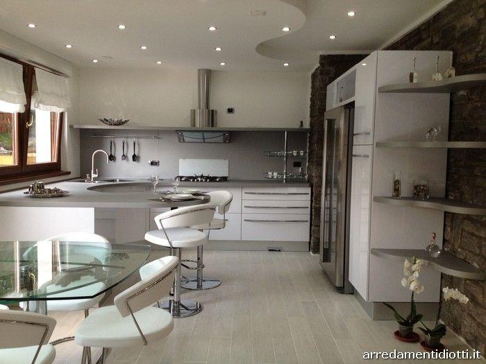 cucine moderne ad angolo con finestra - Cerca con Google