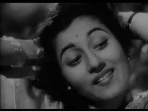 TERE SADQE BALAM -LATA SHAKEEL -NAUSHAD - AMAR  (1954)