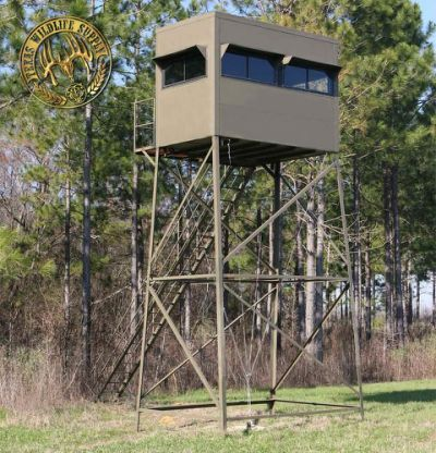 Best 25 deer blinds for sale ideas that you will like on for Hunting hut plans