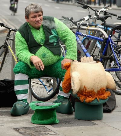 now this is a real leprechaun