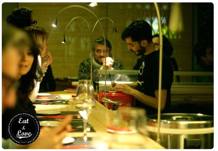 Restaurante Nakeima - Madrid