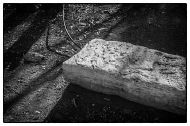 "Saatchi Art Artist Lefteris Miaoulis; Photography, ""An Ancient piece of Marble"" #art"
