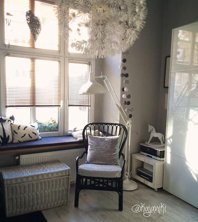 Zapowiada się piękny słoneczny tydzień  Miłego dnia! #lovelyday #myhome #interiors #shabbyyhomes #scandinavian #homedesign #inspiration #homedecor #interiordesign #instadecor