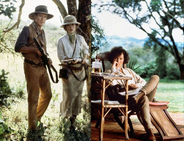 Out of africa reads lee childs 39 n others pinterest for Out of africa style decorating