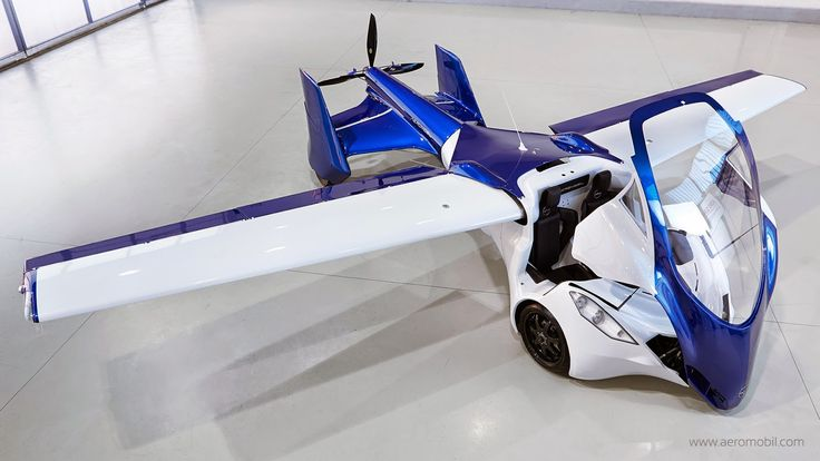 The AeroMobil 3.0 : Flying Car The AeroMobil 3.0 prototype is very close to the final product. It is predominantly built from the same materials as the final product, such as advanced composite materials for the body shell, wings, and wheels.