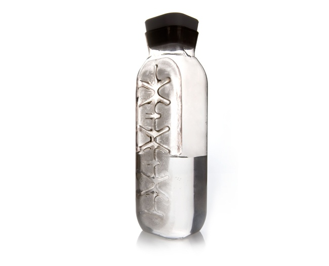 Royal VKB Iced Water Carafe in Warm Grey