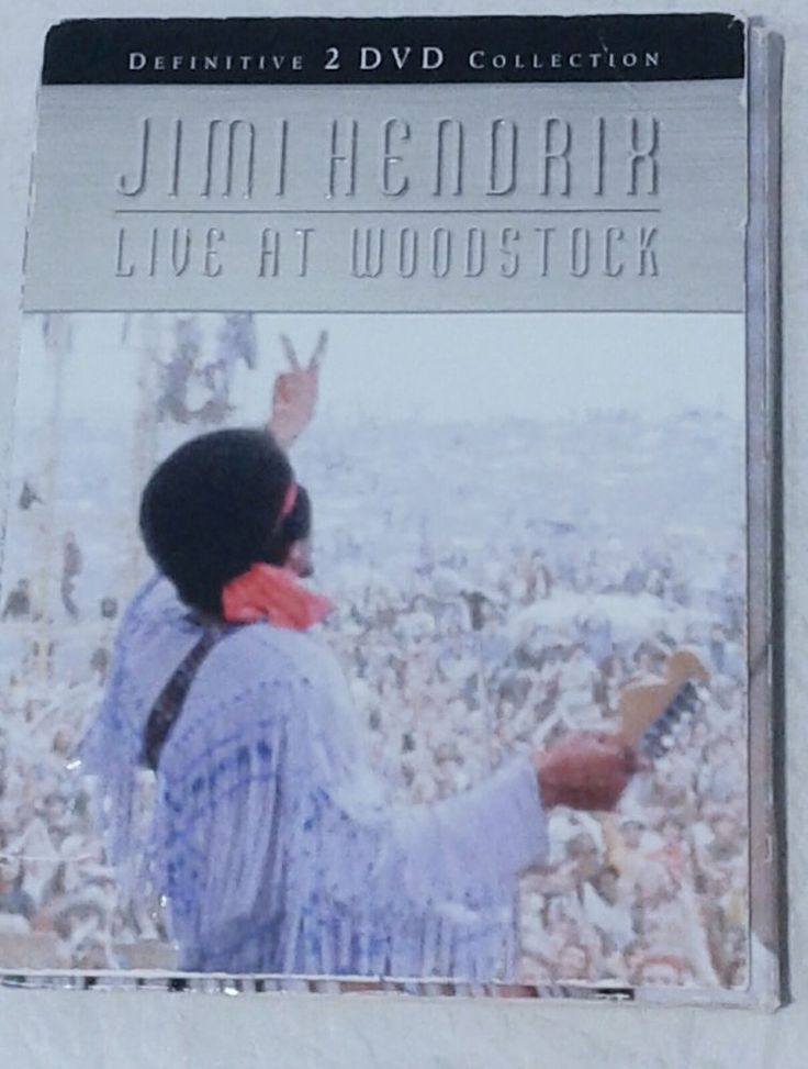 Jimi Hendrix - Live at Woodstock Special EditionDVD- 2DVD's inside | DVDs & Movies, DVDs & Blu-ray Discs | eBay!