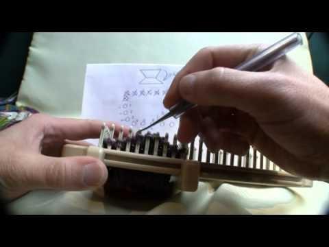 How To Loom Knit Socks on a Sock Loom