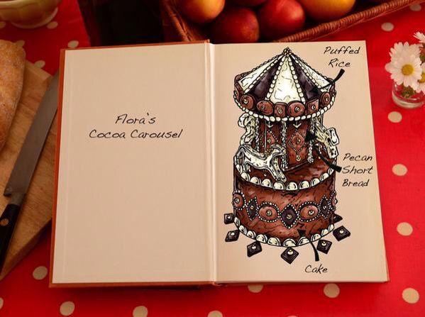 Ian Gbbo Honey Cake