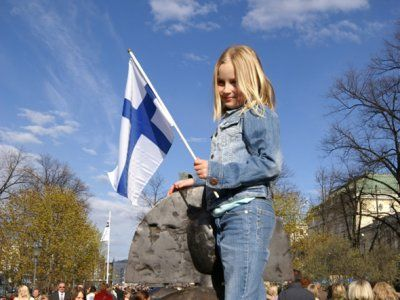 """Finland is consistently at the top of the educational excellence list year after year.  So what are they doing that's working so well?  (Article:  """"26 Amazing Facts About Finland's Unorthodox Education System"""")"""
