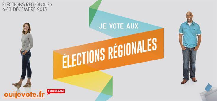 Elections régionales des 6 et 13 décembre 2015