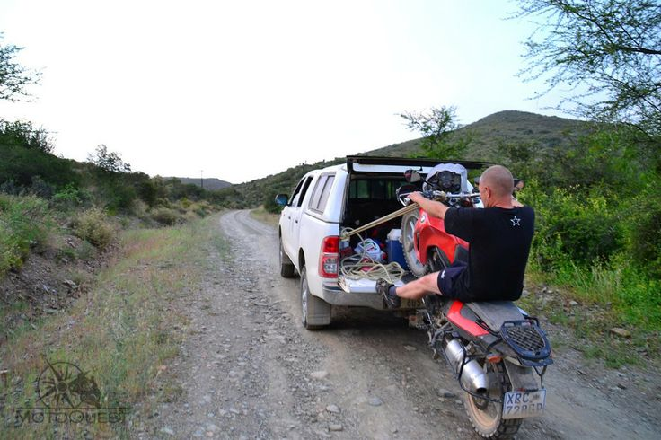 Unusual stuff can occur on MotoQuest´s South Africa Backroads Motorcycle Adventures ;)  Click here to know more: https://www.motoquest.com/guided-motorcycle-tours-southafrica/