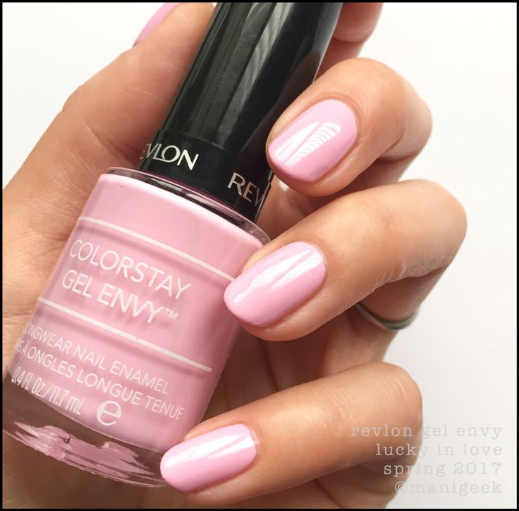 Revlon Gel Envy Lucky in Love 118